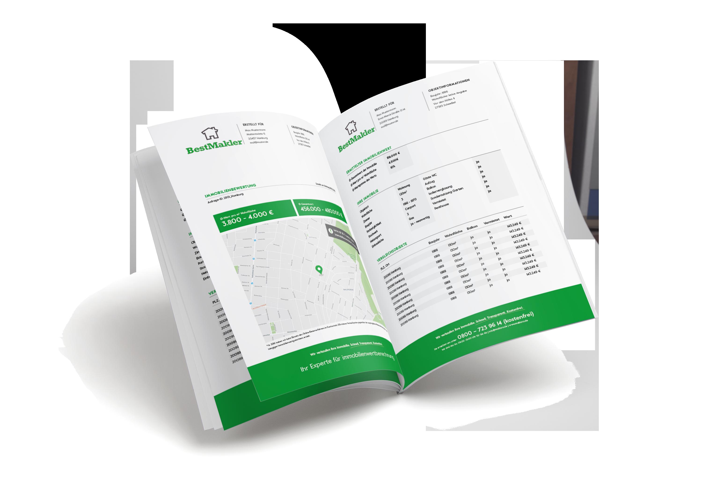Profitieren Sie von einer hochwertigen Immobilienbewertung in Ihren Corporate Design